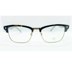 Op men rectangular eyeglasses